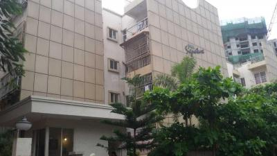 Gallery Cover Image of 1650 Sq.ft 3 BHK Apartment for rent in Sahakara Nagar for 24000