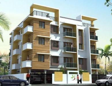 Gallery Cover Image of 546 Sq.ft 1 BHK Apartment for buy in Baishnabghata Patuli Township for 2538900