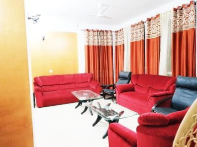 Gallery Cover Image of 2300 Sq.ft 3 BHK Apartment for rent in Sector 51 for 35000