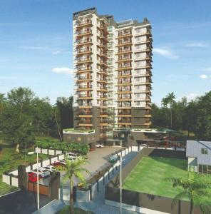 Gallery Cover Image of 1278 Sq.ft 3 BHK Apartment for buy in Karaparamba for 6780000