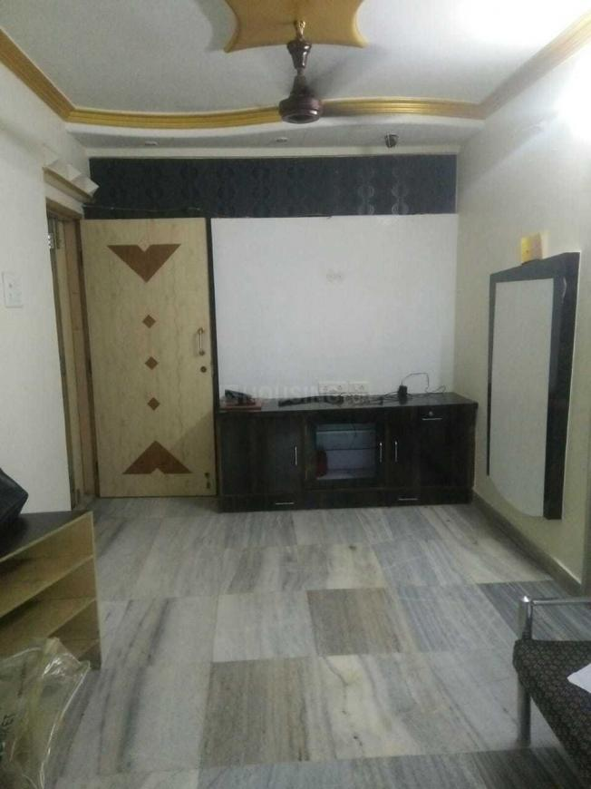 Living Room Image of 525 Sq.ft 1 BHK Apartment for rent in Rabale for 26000