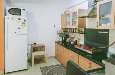 Kitchen Image of Ajmera Infinity #h103 in Electronic City