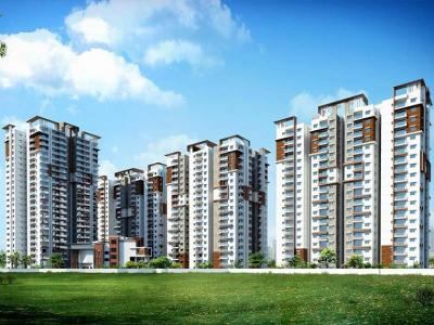 Gallery Cover Image of 2965 Sq.ft 4 BHK Apartment for buy in Salarpuria Magnus, Shaikpet for 29400000