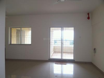 Gallery Cover Image of 1350 Sq.ft 3 BHK Apartment for buy in Darode Serene County, Nanded for 8500000