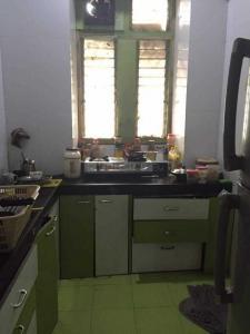 Kitchen Image of PG 4195307 Girgaon in Girgaon