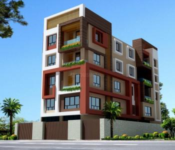 Gallery Cover Image of 1208 Sq.ft 3 BHK Apartment for buy in New Town for 5556800