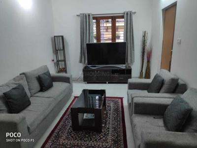 Gallery Cover Image of 1100 Sq.ft 2 BHK Independent Floor for rent in Koramangala for 35000