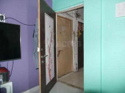 Gallery Cover Image of 450 Sq.ft 1 BHK Apartment for rent in Gharkul Complex, Kharghar for 16000