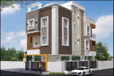 Gallery Cover Image of 600 Sq.ft 1 BHK Independent Floor for rent in VGN Summer Dale, Kovur for 350000