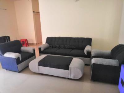 Gallery Cover Image of 1414 Sq.ft 3 BHK Apartment for rent in Anurag Anmol, पनथुर, बैंग्लोर, Panathur for 26000