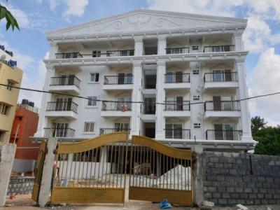 Gallery Cover Image of 1309 Sq.ft 2 BHK Apartment for buy in Mahadevapura for 8612100