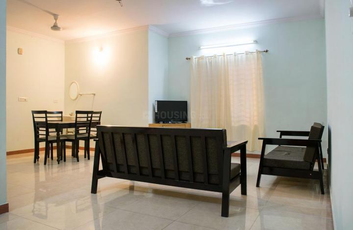 पीजी 4643567 कग्गदासपुरा इन कग्गदासपुरा के लिविंग रूम की तस्वीर