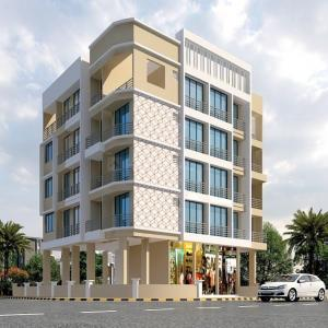Gallery Cover Image of 570 Sq.ft 1 BHK Apartment for buy in Dronagiri for 2500000