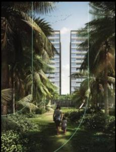 Gallery Cover Image of 650 Sq.ft 1 BHK Apartment for buy in Paranjape Blueridge The Groves, Hinjewadi for 4700000