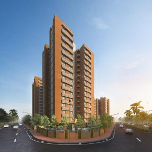 Gallery Cover Image of 1469 Sq.ft 3 BHK Apartment for buy in Pacifica Amara, Sanathal for 4000000