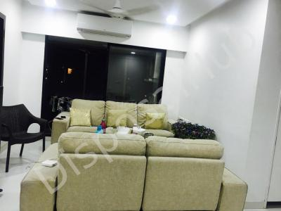 Gallery Cover Image of 1294 Sq.ft 2 BHK Apartment for buy in Santacruz East for 27500000