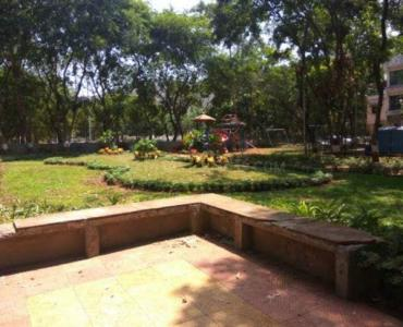 Garden Area Image of 1500 Sq.ft 2 BHK Independent House for buy in Belapur CBD for 11500000