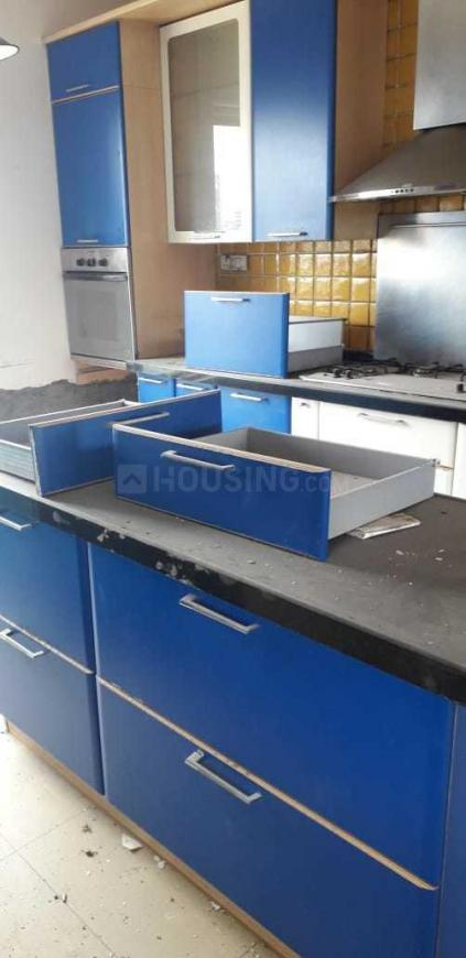 Kitchen Image of 3500 Sq.ft 3 BHK Independent Floor for buy in Tardeo for 200000000