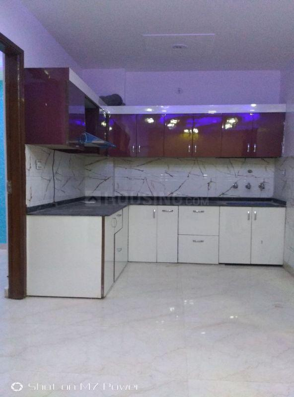 Kitchen Image of 450 Sq.ft 1 BHK Apartment for rent in Mansa Ram Park for 7000