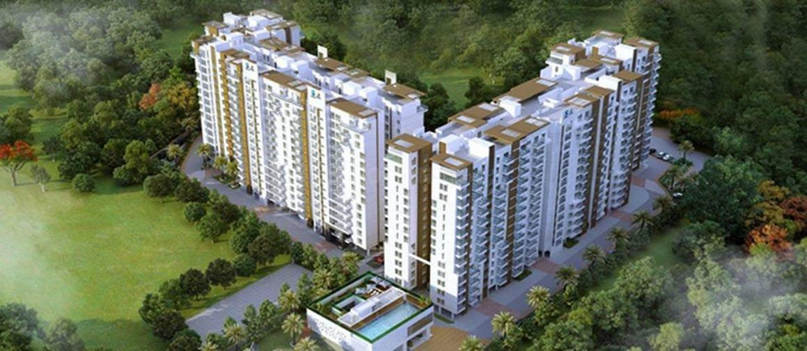 Building Image of 1247 Sq.ft 2 BHK Apartment for buy in P N Palayam for 9296000