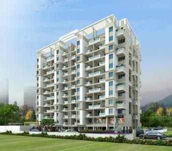 Gallery Cover Image of 650 Sq.ft 1 BHK Apartment for buy in Wakad for 4900000
