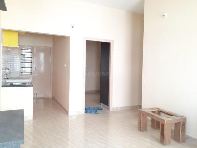 Gallery Cover Image of 725 Sq.ft 1 BHK Apartment for rent in Kalyan Nagar for 14500