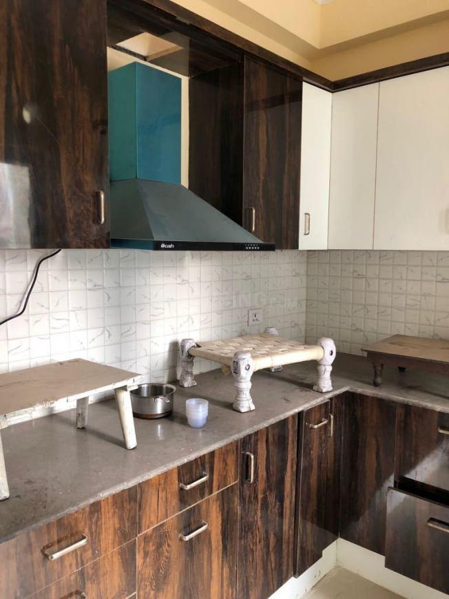 Kitchen Image of 850 Sq.ft 2 BHK Independent House for rent in Vaishali for 12500