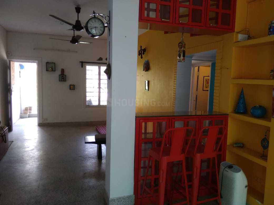 Living Room Image of 1200 Sq.ft 3 BHK Independent Floor for buy in Golf Green for 6500000
