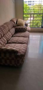 Gallery Cover Image of 600 Sq.ft 1 BHK Apartment for rent in Little Complex, Kharghar for 11000