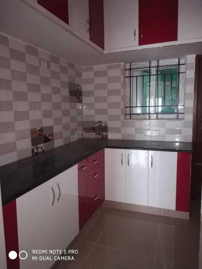 Kitchen Image of 1220 Sq.ft 2 BHK Apartment for buy in Thirumalashettyhally for 5400000