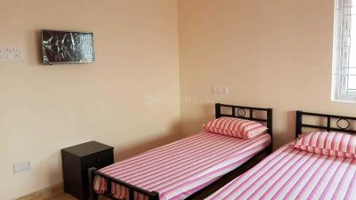Bedroom Image of Sriram Gents PG in Perumbakkam