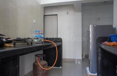 Kitchen Image of 301 R Hubtown Countrywoods in Kondhwa Budruk