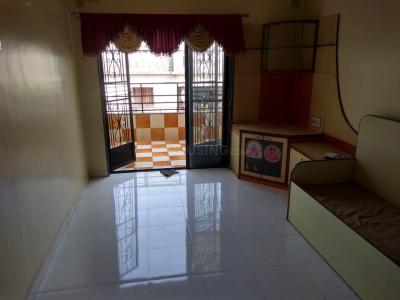 Gallery Cover Image of 651 Sq.ft 1 BHK Apartment for rent in Dhankawade Patil Township, Dhankawadi for 11000