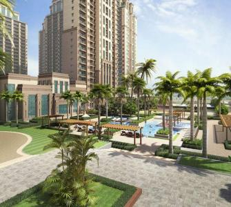 Gallery Cover Image of 1625 Sq.ft 3 BHK Apartment for buy in ATS Homekraft Happy Trails, Noida Extension for 6500000