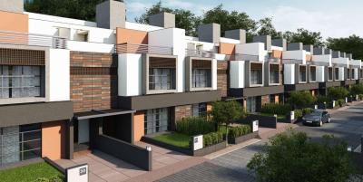 Gallery Cover Image of 2403 Sq.ft 4 BHK Villa for rent in Shela for 40000