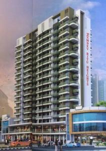 Gallery Cover Image of 665 Sq.ft 1 BHK Apartment for buy in Nandkumar Janki Legacy, Mira Road East for 5475000