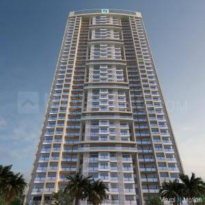 Gallery Cover Image of 1253 Sq.ft 3 BHK Apartment for buy in Larkins Pride Palms, Thane West for 15500000