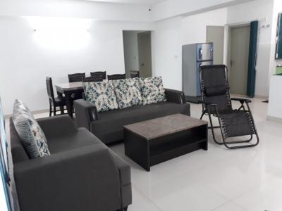Gallery Cover Image of 1766 Sq.ft 3 BHK Apartment for rent in New Town for 30000