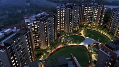 Gallery Cover Image of 1684 Sq.ft 3 BHK Apartment for buy in Pride Purple Park Ivory Phase III, Wakad for 16415900