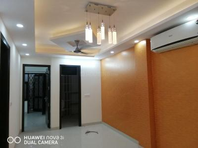 Gallery Cover Image of 1450 Sq.ft 3 BHK Independent House for rent in Chhattarpur for 19000