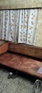 सांताक्रुज़ ईस्ट में पीजी विद फॅमिली के बेडरूम की तस्वीर