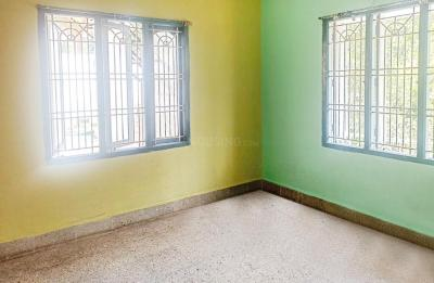 Gallery Cover Image of 800 Sq.ft 3 BHK Independent House for rent in Mahadeshwara Badavane Layout for 15000