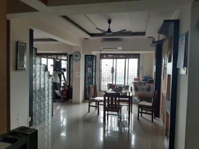 Gallery Cover Image of 2000 Sq.ft 3 BHK Apartment for rent in Haware Silicon Towers, Sanpada for 65000
