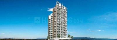 Gallery Cover Image of 700 Sq.ft 1 BHK Apartment for rent in Platinum Tulsi Sapphire, Ulwe for 7000