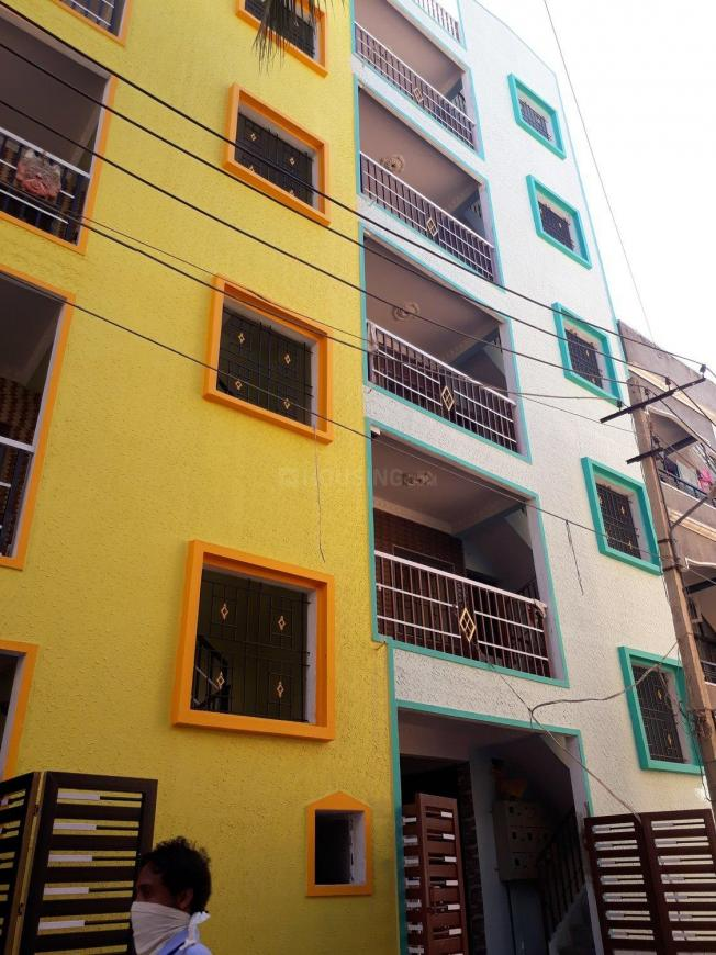 Building Image of 700 Sq.ft 2 BHK Apartment for buy in Ejipura for 14500000
