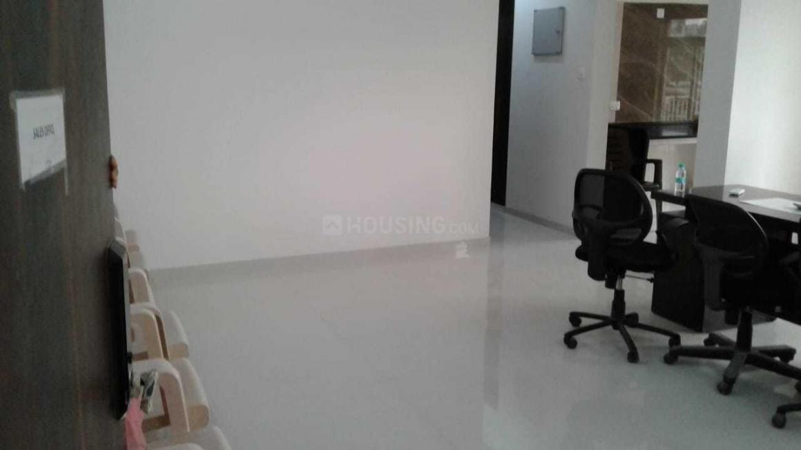 Living Room Image of 1200 Sq.ft 2 BHK Apartment for rent in Borivali West for 40000