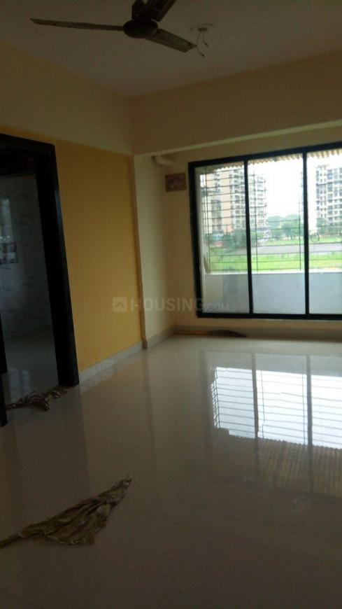 Living Room Image of 700 Sq.ft 1 BHK Apartment for rent in Kamothe for 14000