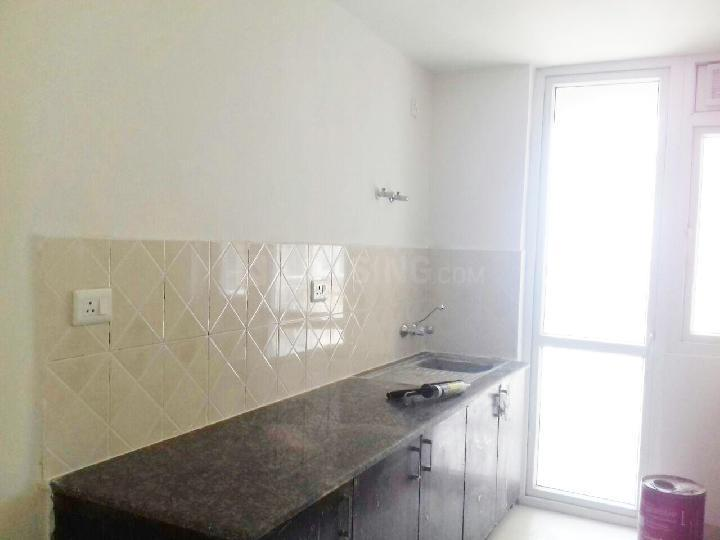Kitchen Image of 600 Sq.ft 1 BHK Independent Floor for rent in Nagarbhavi for 12500