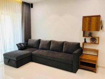 Gallery Cover Image of 1200 Sq.ft 2 BHK Apartment for rent in Thane West for 36000