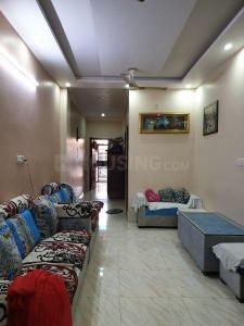Gallery Cover Image of 900 Sq.ft 3 BHK Apartment for rent in Sector 3 Dwarka for 15000